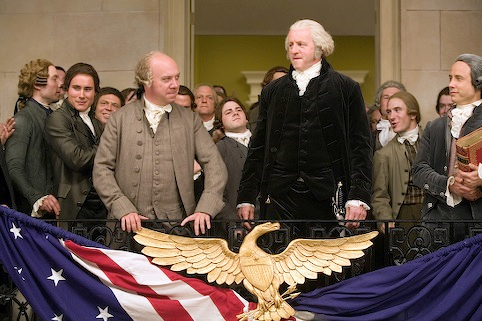 washington inaugural 1789