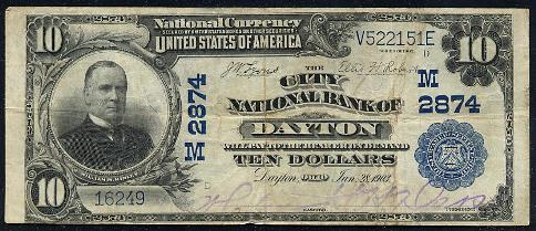 mckinley 1903 note