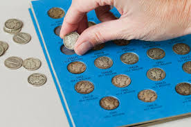 coin collecting Miami Valley